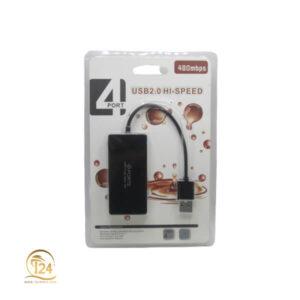 هاب USB2.0 چهار پورت مدل 039